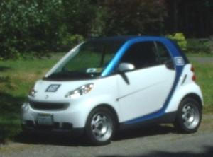 Loaner Car July 2013