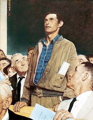 Rockwell Figure of Speech