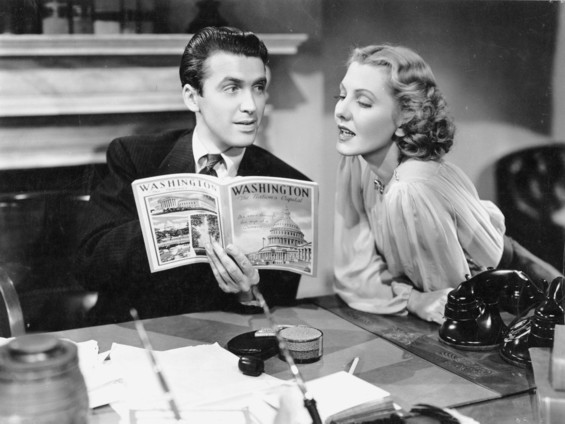 James Stewart, Jean Arthur – Mr. Smith Goes To Washington