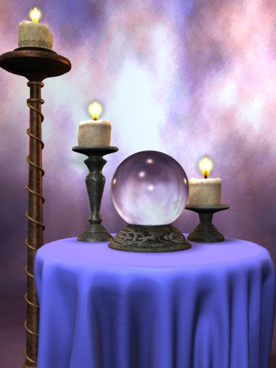 Crystal Ball 1 by Trish2 on DeviantArt