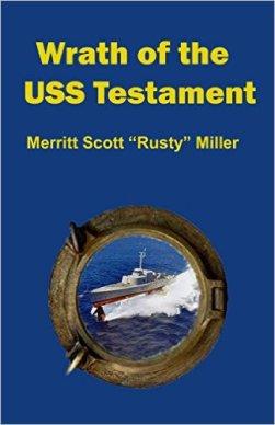 Magazine testament kindle cover