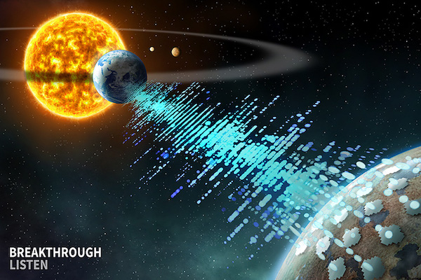 breakthrough for Space